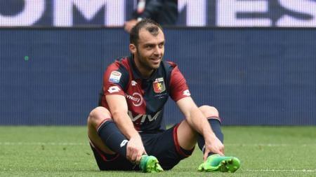 Goran Pandev, striker Genoa - INDOSPORT