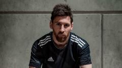 Indosport - Lionel Messi, pemain Barcelona