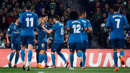 Merayakan gol pertama - INDOSPORT