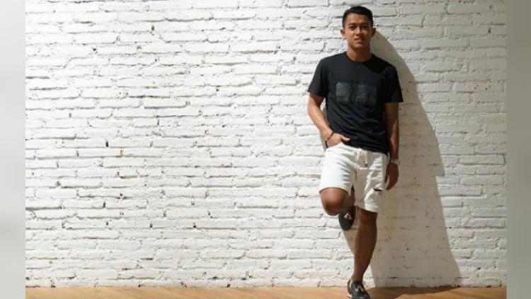 Febri Hariyadi, pemain Persib Bandung Copyright: Instagram/FebriHariyadi13