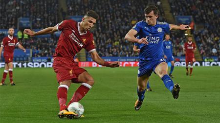 Marko Grujic ketika masih berseragam Liverpool - INDOSPORT