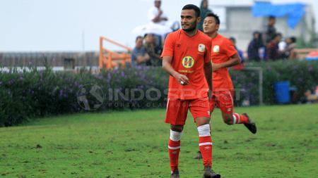 Pemain andalan Barito Putera, Rizky Rizaldi Pora mengunggah foto yang membuatnya diduga hengkang dari tim pada Liga 1 2020 mendatang. - INDOSPORT