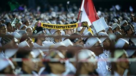 Nuansa Islami kembali warnai launching Barito Putera di Liga 1 2020, Kamis (20/02/20) besok di Banjarmasin. - INDOSPORT
