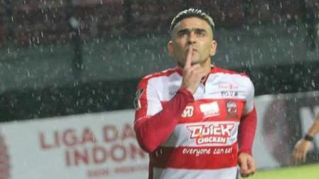 Cristian Gonzales - INDOSPORT