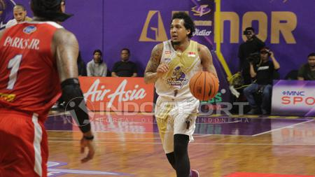 Frederick Lish, pemain  CLS Knights Indonesia. - INDOSPORT