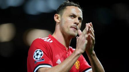 Gelandang Manchester United, Nemanja Matic. - INDOSPORT