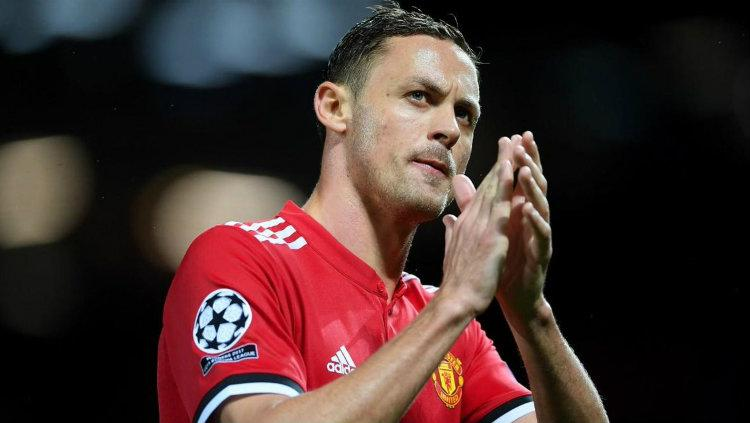 Manchester United Nemanja Matic. Copyright: Getty Images