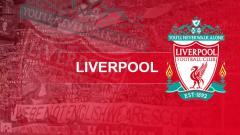 Indosport - Logo Liverpool.