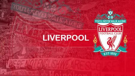 Logo Liverpool. - INDOSPORT