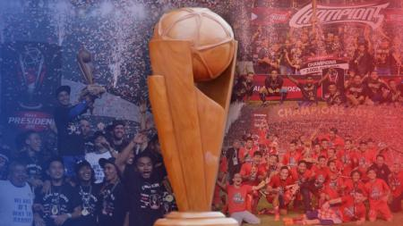 Tiga klub yang pernah juara Piala Presiden. - INDOSPORT