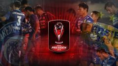 Indosport - Arema dan Persib Bandung