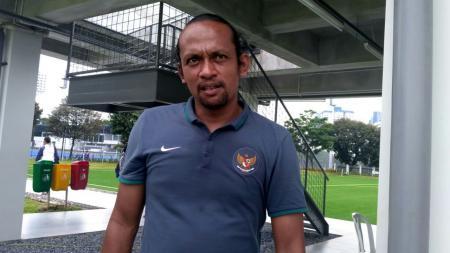 Mukti Ali Raja, Asisten Timnas U-19. - INDOSPORT