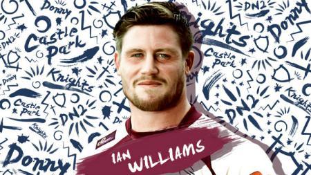 Ian Williams - INDOSPORT