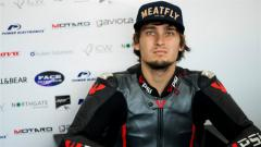 Indosport - Karel Abraham akan memanfaatkan situasi Andrea Iannone di tim Aprilia jelang bergulirnya MotoGP 2020.