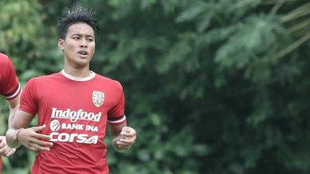 Andhika Wijaya, pemain Bali United - INDOSPORT