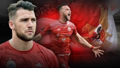 Indosport - Mesin gol Persija Jakarta, Marko Simic bisa mengancam posisi 3 striker Timnas Indonesia andai dirinya menjadi Warga Negara Indonesia (WNI).