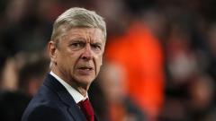 Indosport - Pelatih kepala Arsenal, Arsene Wenger