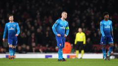 Indosport - Arsenal vs Ostersunds