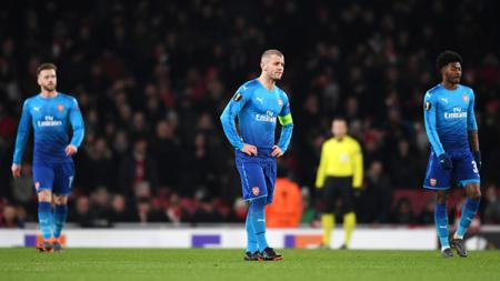 Arsenal vs Ostersunds - INDOSPORT