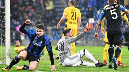 Atalanta vs Borussia Dortmund - INDOSPORT