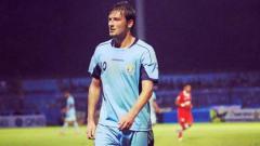 Indosport - Balsa Bozovic saat berseragam Persela.