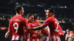 Indosport - Merayakan gol