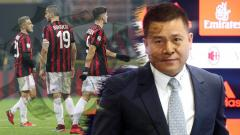 Indosport - Catatan Suram Klub Kota Milan Saat Dipimpin Investor China