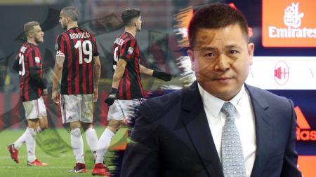Yonghong Li. - INDOSPORT