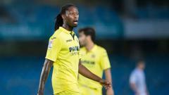 Indosport - Bek Villarreal, Ruben Semedo.