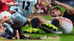 Indosport - Pesepakbola yang pernah mengalami cedera parah kaki.