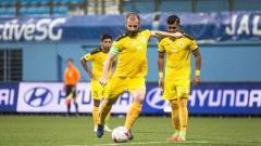 Indosport - Fahrudin Mustafic di Tampines Rovers