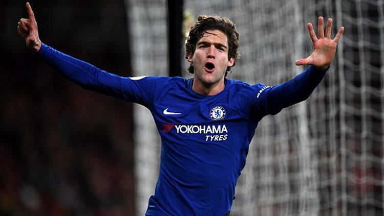 Marcos Alonso Copyright: Internet