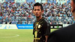 Indosport - Yongki sempat berkostum Barito Putera