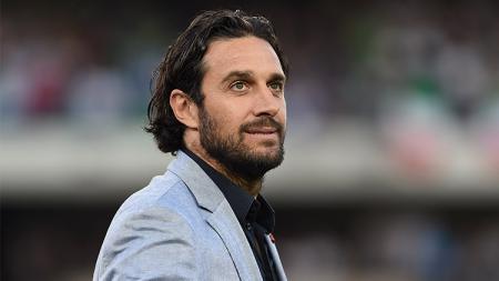 Luca Toni mantan striker Timnas Italia - INDOSPORT