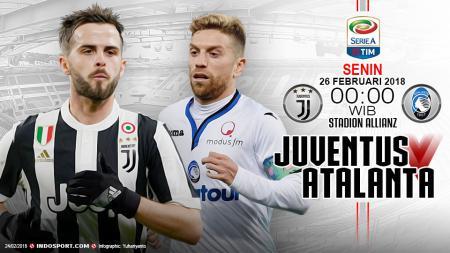 Prediksi Juventus vs Atalanta - INDOSPORT