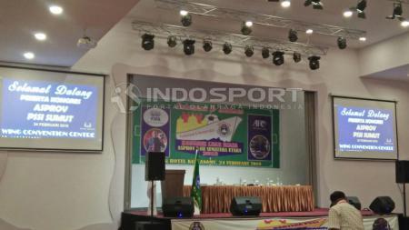 Kongres PSSI Sumatera Utara Luar Biasa 2018 - INDOSPORT