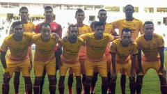 Indosport - Sriwijaya FC vs Persiba Balikpapan