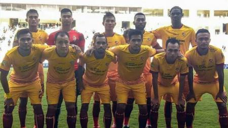 Sriwijaya FC vs Persiba Balikpapan - INDOSPORT