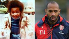 Indosport - Thierry Henry