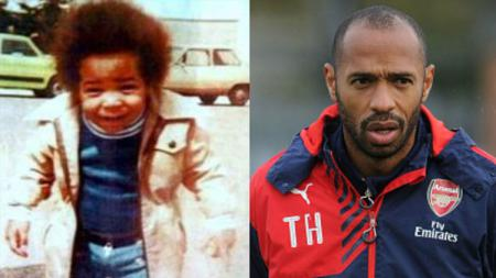 Thierry Henry - INDOSPORT
