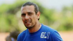 Indosport - Gustavo Lopez.