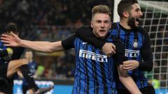 Indosport - Inter Milan memastikan tidak akan melepas Milan Skriniar ke Tottenham Hotspur di bursa transfer ini. Direktur Piero Ausilio menyebut mereka punya alasan khusus.
