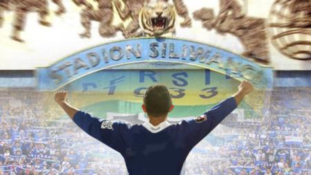 Persib Bandung dan pesona akan Stadion Siliwangi. - INDOSPORT