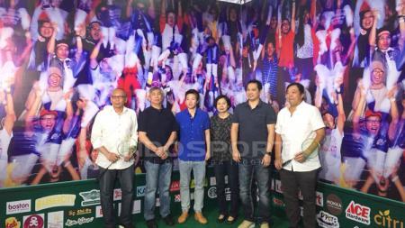 Menyambut Asian Games, Green Pramuka Square mengadakan acara Meet The Legend bersama legenda Bulutangkis. - INDOSPORT