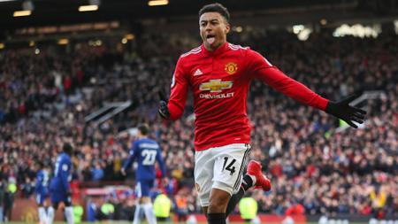 Manchester United memang tak bisa dibilang tampil baik di Liga Inggris 2019/2020 sejauh musim ini dan Jesse Lingard menjadi salah satu kambing hitam. - INDOSPORT