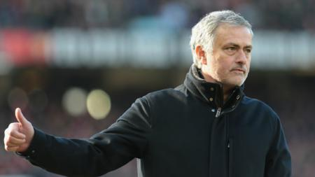 Jose Mourinho (Man United) - INDOSPORT