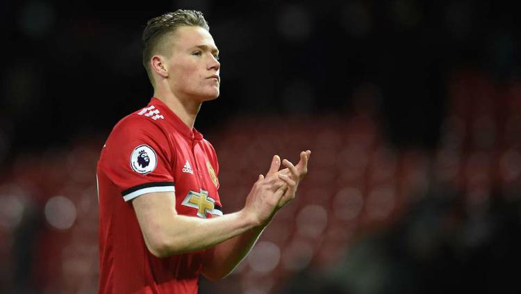McTominay, pemain Manchester United Copyright: givemesport.com