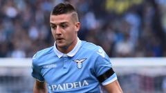 Indosport - Gelandang Lazio, Sergej Milinkovic-Savic.