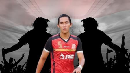 Pemain Indonesia yang bela klub luar yang tak pernah kebobolan, salah satunya klub Ryuji Utomo. - INDOSPORT