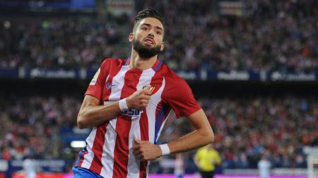 Yannick Carrasco, mantan pemain Atletico Madrid yang kini bermain di Chinese Super League. - INDOSPORT